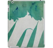 green ink - III iPad Case/Skin