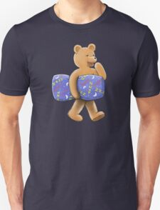 Sweet dreams sleepy bear Unisex T-Shirt