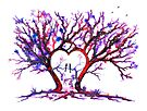 Trees - 'Love Grows' by Linda Callaghan