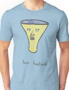 form functional Unisex T-Shirt