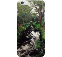 Tropical Forest River Bank iPhone Case/Skin