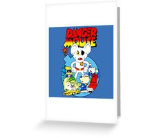 Danger Mouse Greeting Card