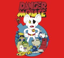 Danger Mouse by Mifaftenet