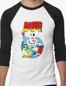 Danger Mouse Men's Baseball ¾ T-Shirt