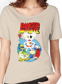 Danger Mouse Women's Relaxed Fit T-Shirt