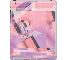 Lost in Spacetime iPad Case/Skin
