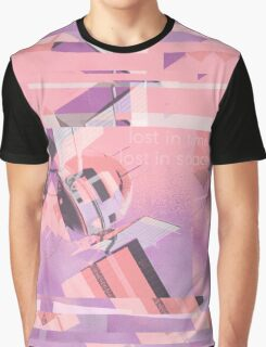 Lost in Spacetime Graphic T-Shirt