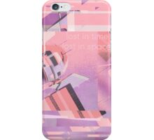Lost in Spacetime iPhone Case/Skin