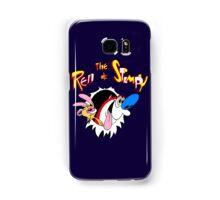 Ren and Stimpy Samsung Galaxy Case/Skin