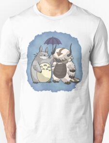 Totoro and Appa Unisex T-Shirt