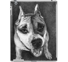 American Staffordshire Terrier iPad Case/Skin