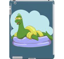 Crypt-kids: Baby Loch Ness (Green) iPad Case/Skin