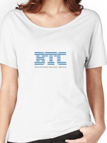 BTC - Bitcoin International Business Machine Women's Relaxed Fit T-Shirt