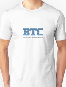 BTC - Bitcoin International Business Machine Unisex T-Shirt