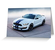 Ford GT350 Greeting Card