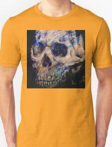 Ultraviolet Skull T-Shirt