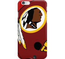 Washington Redskins iPhone Case/Skin