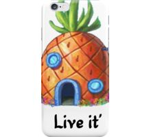 Live It' iPhone Case/Skin