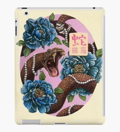 Year of the Snake iPad Case/Skin