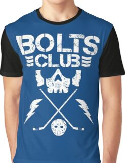 Bolts Club, It's Real. Graphic T-Shirt