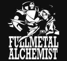 Fullmetal Alchemist Brotherhood Kids Tee