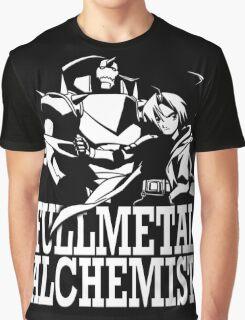 Fullmetal Alchemist Brotherhood Graphic T-Shirt