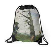 end Drawstring Bag