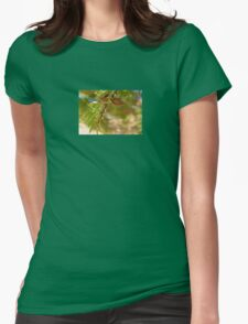 Almond Harvest - Ripe Almonds On A Tree Branch T-Shirt