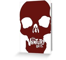 The Venture Bros. Greeting Card