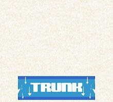 Trunk Zipped Hoodie