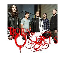 Born of Osiris Sumerian Records 10 Year Tour 2016 PG02 by Punggur234