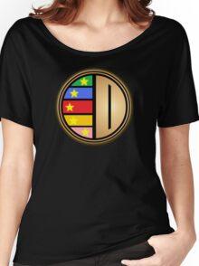 Gosei Sentai Dairanger Symbol Women's Relaxed Fit T-Shirt