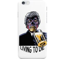Coffin Squad Living To Die iPhone Case/Skin