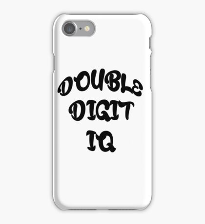 Coffin Squad- Double digit! iPhone Case/Skin