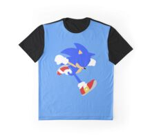 Smash Bros - Sonic Graphic T-Shirt