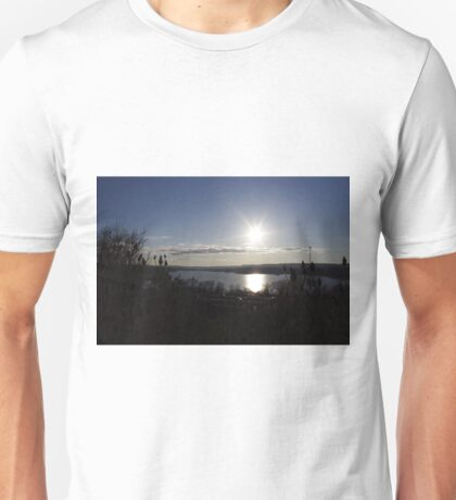 Sun over Coote's Paradise  Unisex T-Shirt