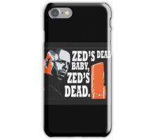 Zed's Dead iPhone Case/Skin