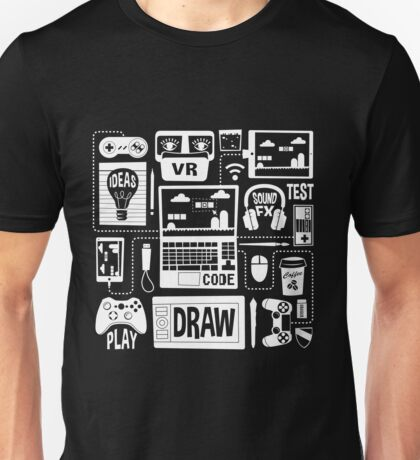 It's a Game Dev World Unisex T-Shirt