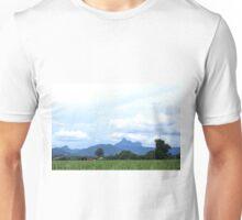 Mt Warning ~ sweet sugar Unisex T-Shirt