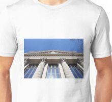 Old Bank Crown Unisex T-Shirt