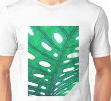 Foliage V2 #redbubble #buyart #home #tech #fashion #style Unisex T-Shirt