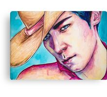 SPACE COWBOY | T.O.P Canvas Print