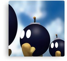 Bob-omb Battlefield Canvas Print