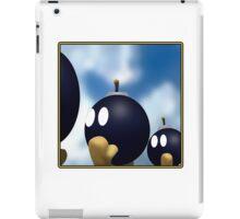 Bob-omb Battlefield iPad Case/Skin