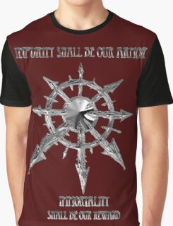 Warhammer 40k star of chaos Graphic T-Shirt
