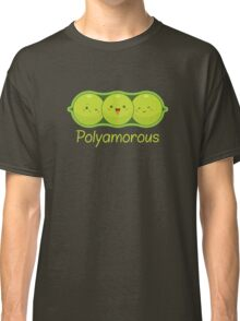 Poly Peas Classic T-Shirt