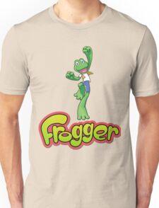 Frogger logo Unisex T-Shirt