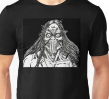 The Scourge  from the pantheon of Demon Christs Unisex T-Shirt