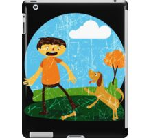Best Friends 2 iPad Case/Skin