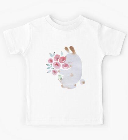 Bunny Valentine Kids Tee